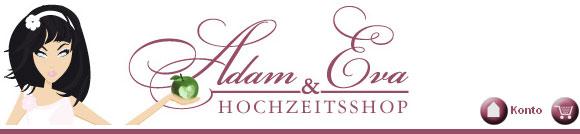 Adam & Eva Hochzeitsshop