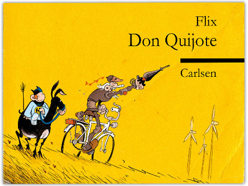 Flix: Don Quijote