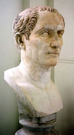 Gaius Iulius Caesar (Quelle: Wikipedia)