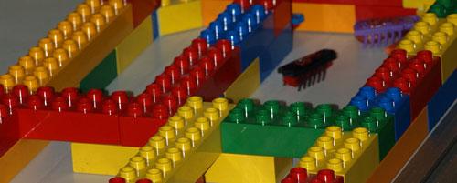 Vision: Legolabyrinth