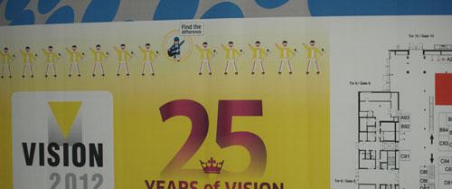 Vision: Plakat