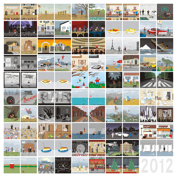 Rückblick 2012